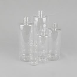 PET Plastic Bottle (Flat Shoulder)