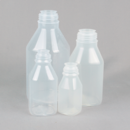 Narrow Neck Bottle Series 310 'ClearGrip'
