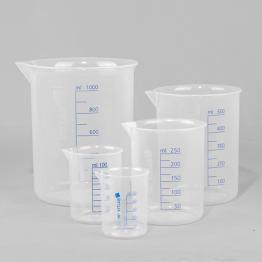 Plastic Beakers PP