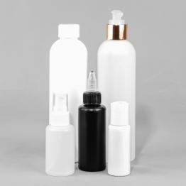 Boston HDPE Plastic Bottle