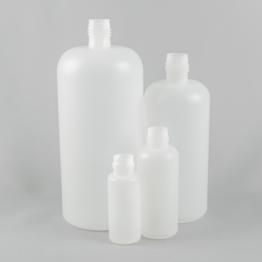 Round Plastic Bottle Series 308 HDPE