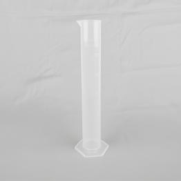 Plastic Economy Graduated Measuring Cylinder PP - Raised Scale