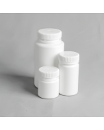 Snap-on Screw-off Plastic Jar