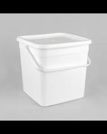 Square Buckets/Pails - Not complete unit