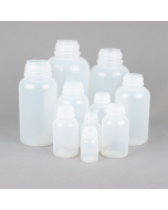 Wide Neck Plastic Bottle Series 303 LDPE